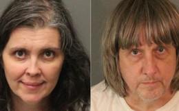 """Mỹ: Bắt đôi vợ chồng """"cầm tù"""" 13 đứa con"""