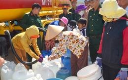 Đề nghị mua xe chuyên dụng chở nước cho dân vùng hạn