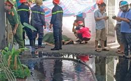Bình Thuận: Cháy nhà dân, người phụ nữ tử vong ngay tại cửa thoát hiểm