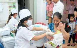 Thêm 3.500 liều vaccine dịch vụ 5 trong 1 Pentaxim
