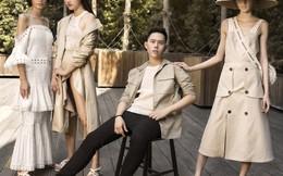 Lâm Gia Khang mở màn Tuần lễ thời trang Quốc tế Việt Nam