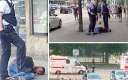 Người tị nạn đâm chết bà bầu ở Đức