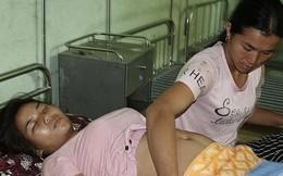 Sập tường khiến 3 phụ nữ và 1 bé 2 tuổi bị thương nặng