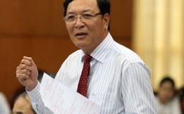 Nguyên Bộ trưởng Phạm Vũ Luận về trường giảng dạy