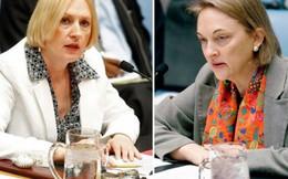 Tổng thư kí LHQ trao sứ mệnh gìn giữ hòa bình cho 2 phụ nữ
