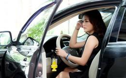 Lái xe gây tai nạn, đừng đổ lỗi cho giày cao gót
