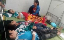 29 học sinh đau bụng, nôn sau khi uống sữa: Không phải ngộ độc thực phẩm