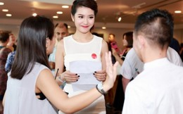 Thúy Vân làm đại sứ 2 quỹ từ thiện
