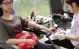 Cần 150.000 đơn vị máu trước, trong và sau Tết Nguyên đán 2019
