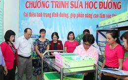 Sữa học đường TPHCM bắt đầu 'vào nhịp' sau 2 tuần triển khai