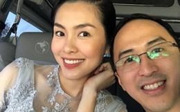 Tăng Thanh Hà kỉ niệm ngày cưới khiến dân mạng ghen tị