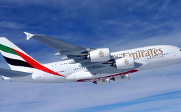 Emirates tăng trưởng dịch vụ vận tải hành khách và hàng hóa tại Việt Nam