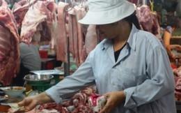 Giá thịt lợn tăng mạnh, nhiều thực phẩm khác tăng theo