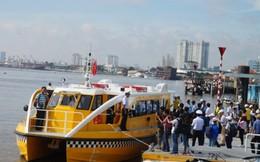 TPHCM: Tuyến buýt đường sông đầu tiên hoạt động từ cuối tháng 11/2017
