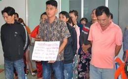 Tiền Giang: 18 phụ nữ bị bắt quả tang đánh bài ăn thua bằng tiền