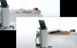 Công nghệ EMSculpt giúp bạn chỉ nằm nhà cũng có eo thon, bụng 6 múi