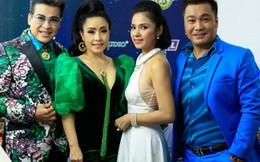 Kiều Oanh, Việt Trinh gợi cảm và 'chiêu trò' trên sân khấu hài