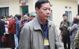 Nguyên Giám đốc BV Đa khoa Hòa Bình Trương Quý Dương xuất hiện tại tòa
