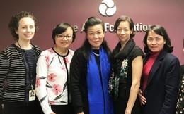 Quan hệ phụ nữ Việt-Mỹ được tăng cường