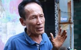 Ông Hiệp 'khùng' bị truy tố vì vụ cháy khu trọ gần Bệnh viện Nhi Trung ương