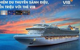 Cơ hội du lịch miễn phí bằng du thuyền khi mở thẻ tín dụng