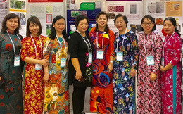 Việt Nam giành 7 giải thưởng tại Triển lãm Phụ nữ sáng tạo ở Hàn Quốc