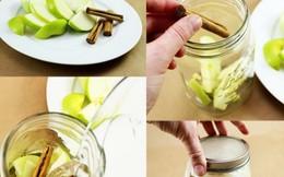 Hướng dẫn làm nước detox giảm cân tại nhà