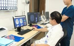 Ứng dụng trí tuệ nhân tạo tăng cơ hội sống cho người bị đột quỵ