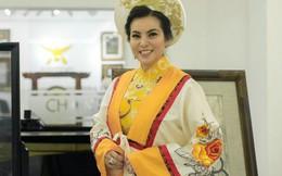 Hoa hậu Quý bà Kim Hồng dự chương trình hành hương về cội nguồn của nghệ nhân XQ