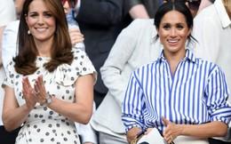 Hoàng gia Anh cấm người dùng mạng bình luận ác ý với Công nương Kate và Meghan Markle