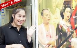 Nghệ sĩ Hồng Vân trên 'con phố diễn phận người'