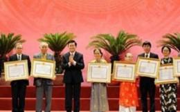 Tác giả Nguyễn Thị Tài Hồng được trao tặng Giải thưởng Nhà nước 2017