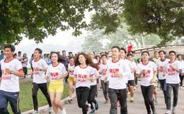 Hàng ngàn tấm lòng thiện nguyện chạy bộ vì trẻ bị tim bẩm sinh