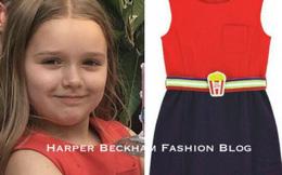 Khám phá cuộc sống quí tộc của công chúa nhà David Beckham