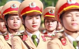 Biểu dương tinh thần cách mạng, xung phong của các nữ Công an nhân dân