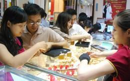 Thị trường trầm lắng dù giá vàng tăng gần 2 triệu đồng/lượng