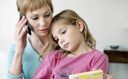 7 bước trị tiêu chảy tại nhà cho mẹ và bé