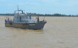 Đội thợ lặn chuyên nghiệp tới Cửa Lò tìm 4 thuyền viên mất tích