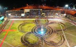 Hơn 5.000 người tham gia màn đại Xòe tại Yên Bái