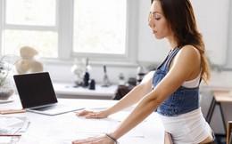 Sử dụng bàn làm việc đứng hại nhiều hơn lợi
