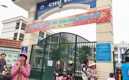 35kg thịt thối vào trường tiểu học Chu Văn An: Bỏ bán trú, cha mẹ đón con về ăn trưa