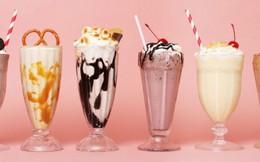 9 công thức 'sữa lắc' khiến bạn muốn 'lắc lư'