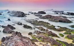 Ngắm vẻ đẹp nguyên sơ và thưởng thức hải sản 'siêu chất' ở gành đá Lộ Diêu