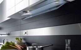 6 điều cần biết khi chọn máy hút khử mùi nhà bếp