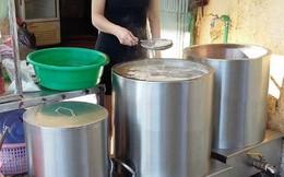 Sử dụng nước không đảm bảo vệ sinh chế biến thức ăn có thể bị phạt đến 10 triệu đồng
