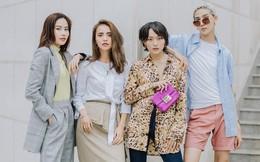 Bộ ảnh streetstyle cực chất của các Gương mặt người mẫu Việt Nam 2018
