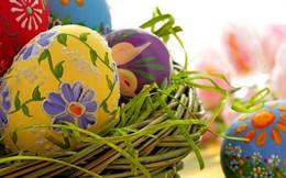 Cùng bé yêu làm trứng sắc màu đón Lễ Phục sinh
