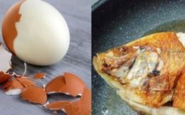 8 lỗi thường gặp khi nấu nướng