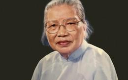 Nguyên Phó Bí thư Đảng đoàn Phụ nữ Trung ương Lê Chân Phương từ trần