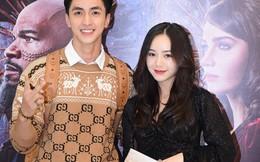 Hot girl Quỳnh Kool sánh vai trai đẹp Bình An đi xem 'Robin Hood'